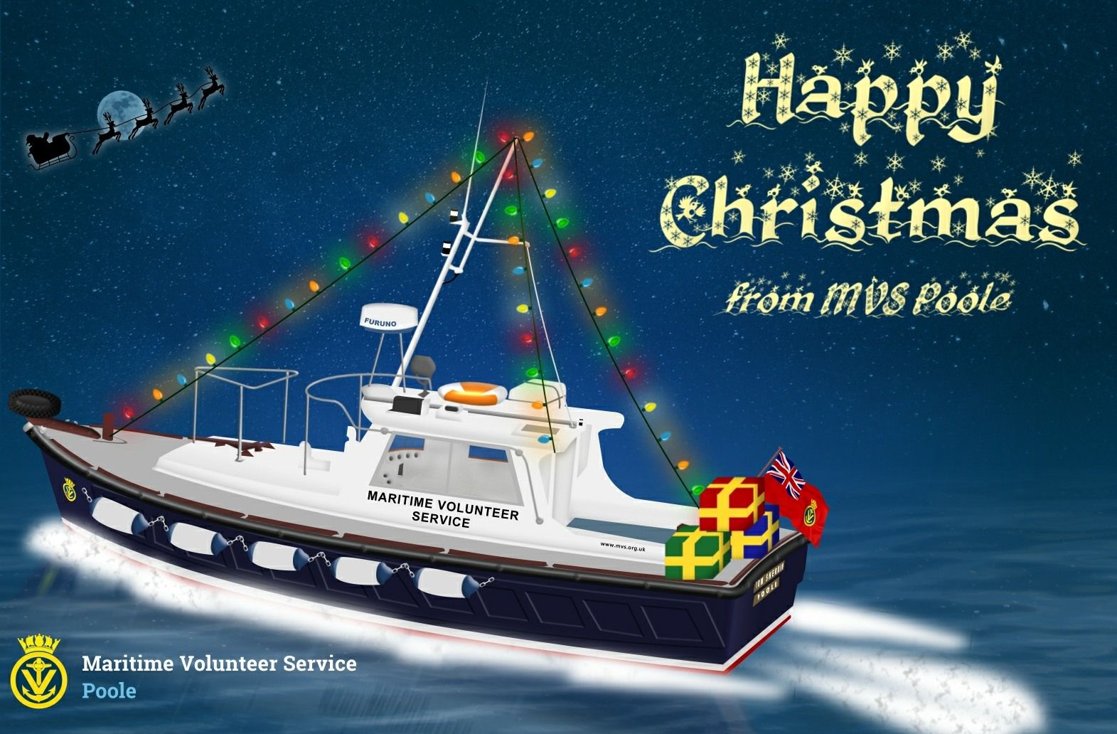 MVS Christmas Message